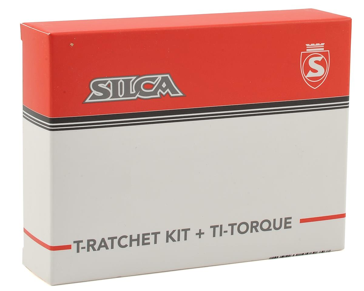 Silca T-Ratchet + Ti Torque Kit