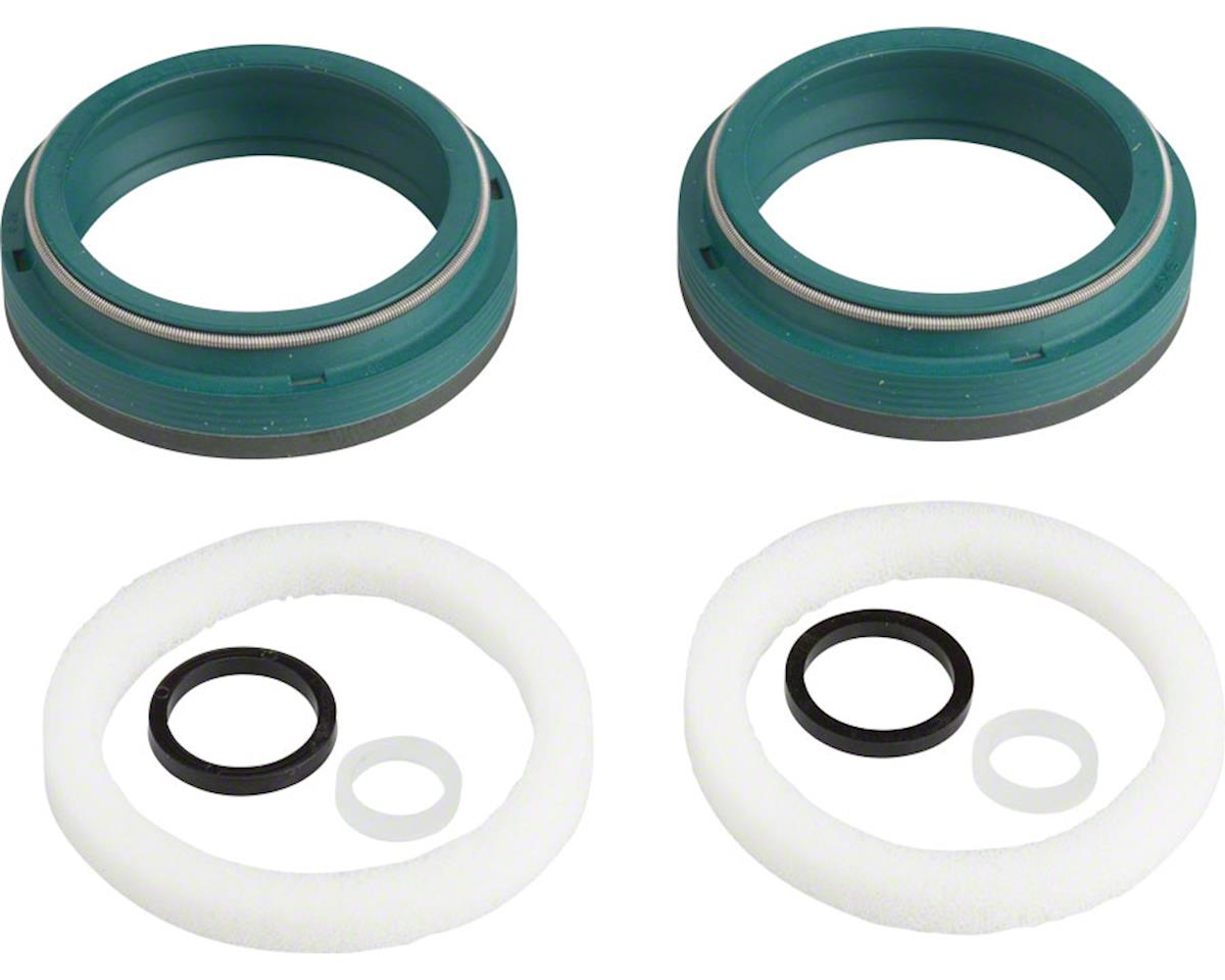 Skf Low-Friction Dust Wiper Seal Kit: Fox 32mm, Fits 2016-Current Forks