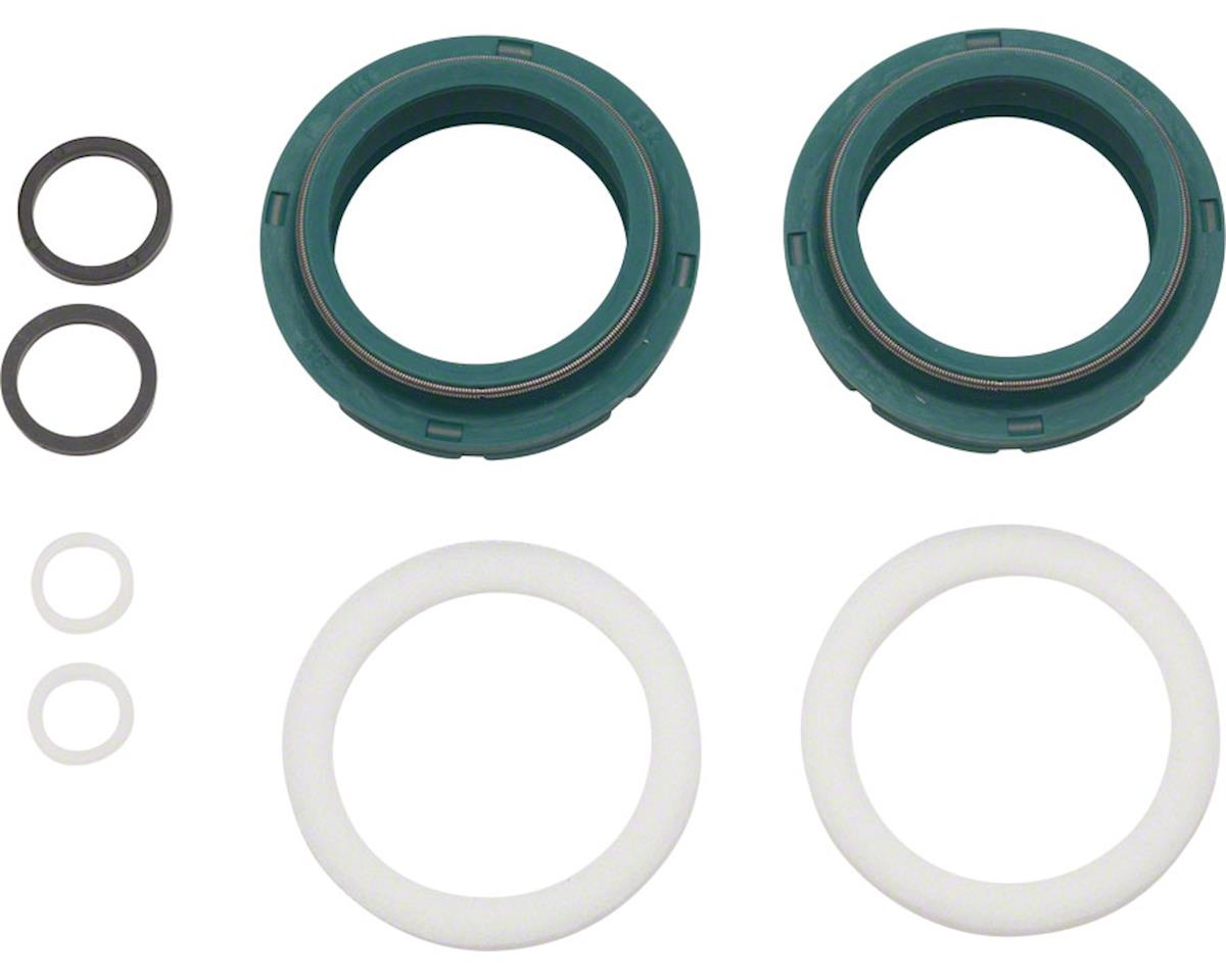 Skf Low-Friction Dust Wiper Seal Kit: RockShox 32mm, Fits A1-A2 SID (08- 16), Re