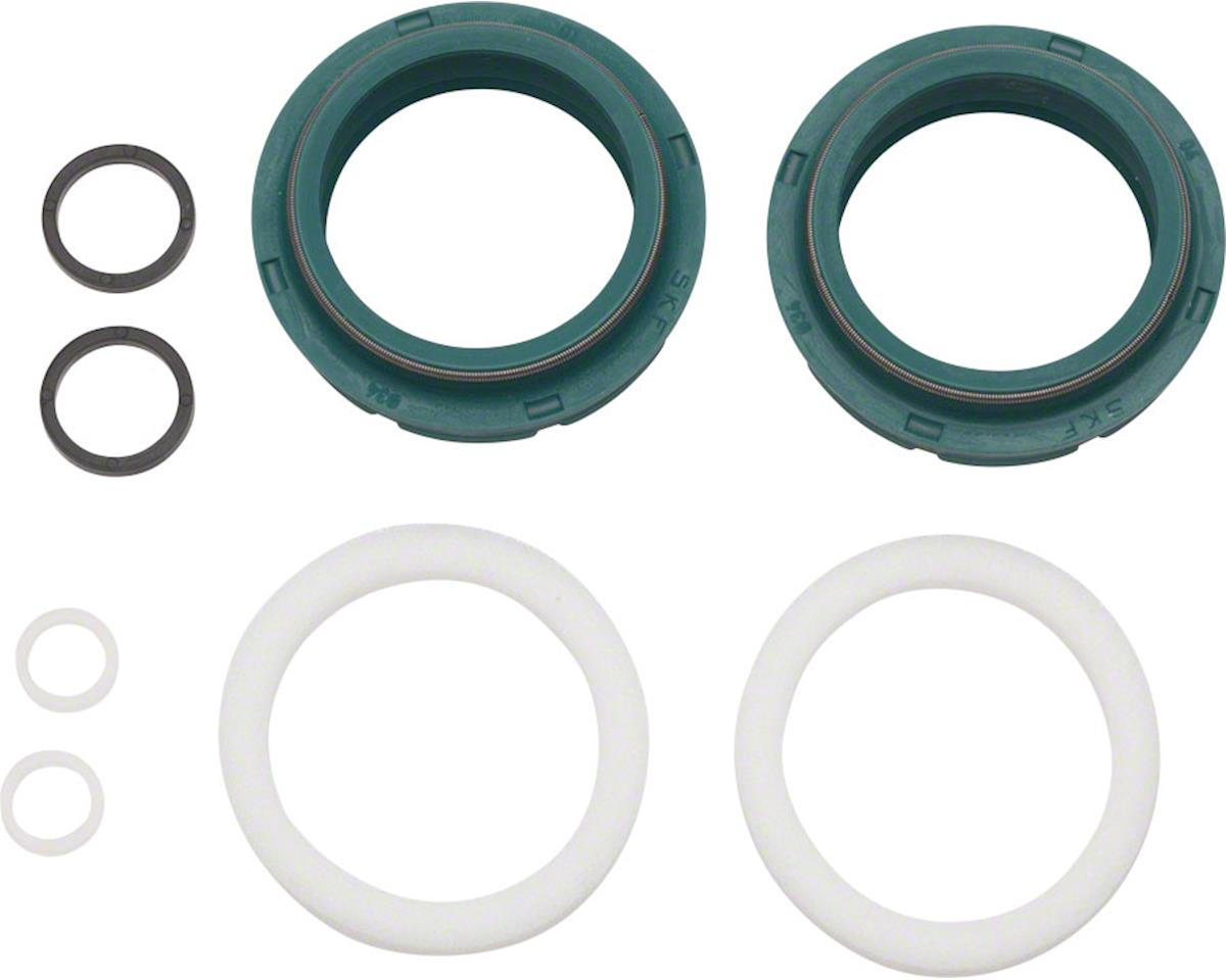Skf Low-Friction Dust Wiper Seal Kit: Fox 34mm, Fits 2012-2015 Forks