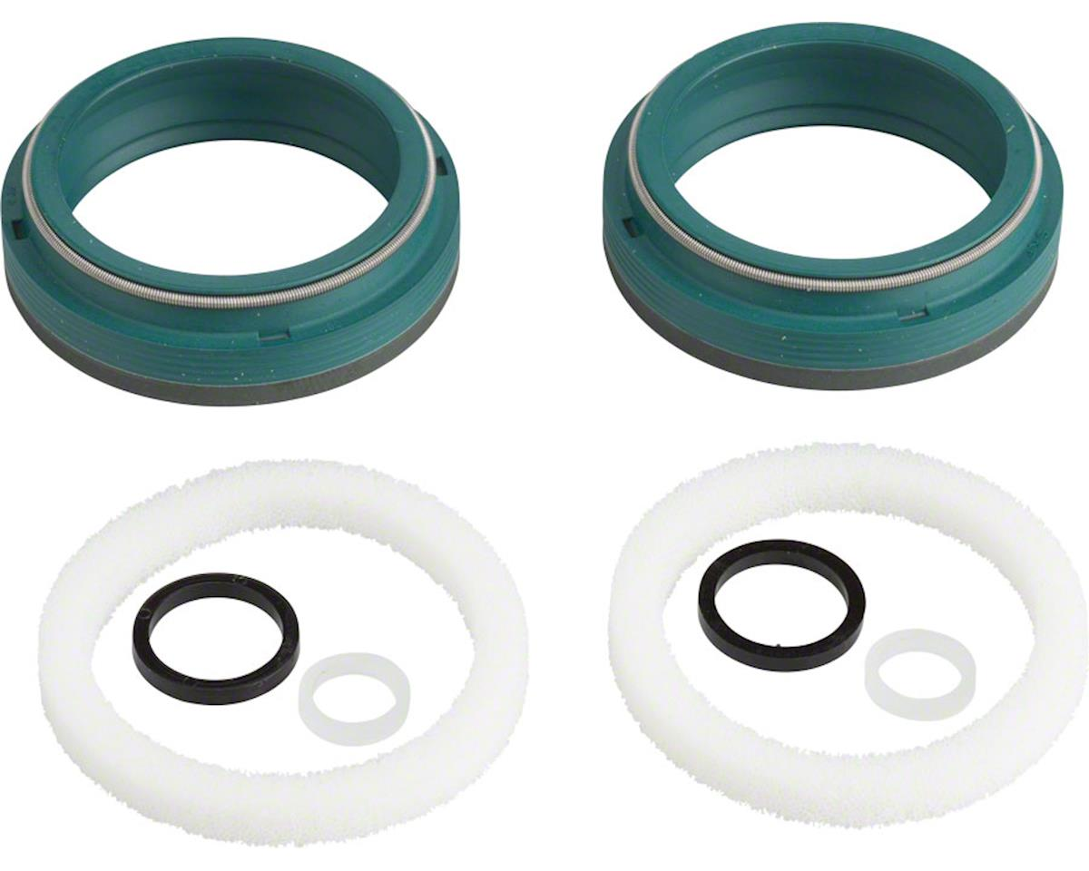 Skf Low-Friction Dust Wiper Seal Kit: Fox 34mm, Fits 2016-Current Forks