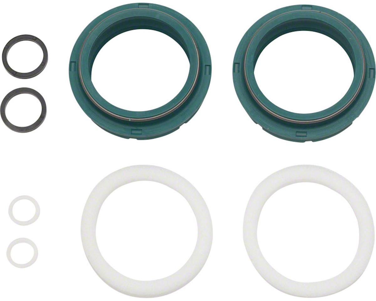 Skf Low-Friction Dust Wiper Seal Kit: Fox 36mm, Fits 2007-2014 Forks