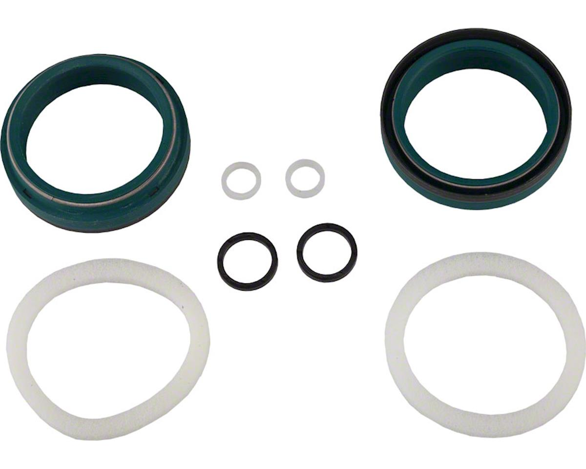 Skf Low-Friction Dust Wiper Seal Kit: Fox 40mm, Fits 2016-Current Forks