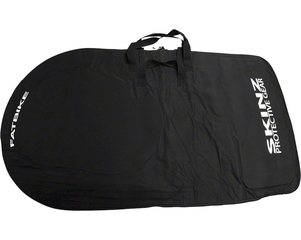 Skinz Softshell Fatbike Travel Case (Black)