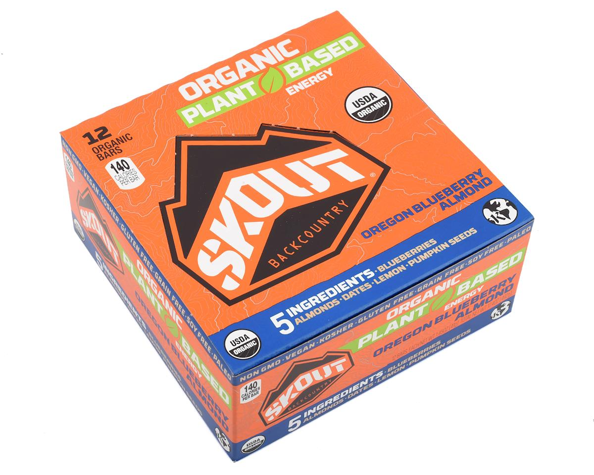 Skout Backcountry Skout Organic Energy Bar (Oregon Blueberry Almond) (12)