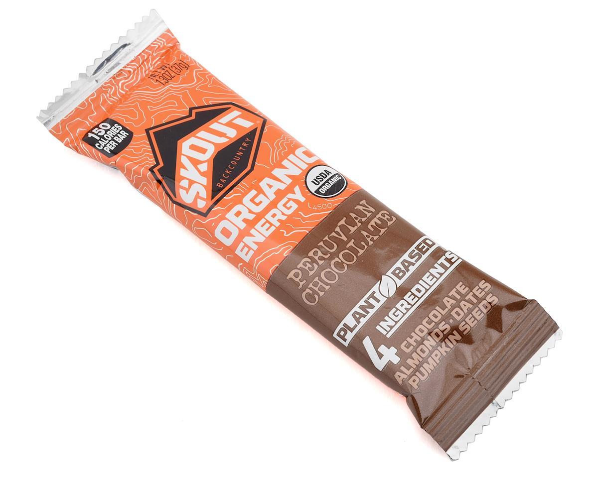 Skout Backcountry Skout Organic Energy Bar (Peruvian Chocolate) (12)