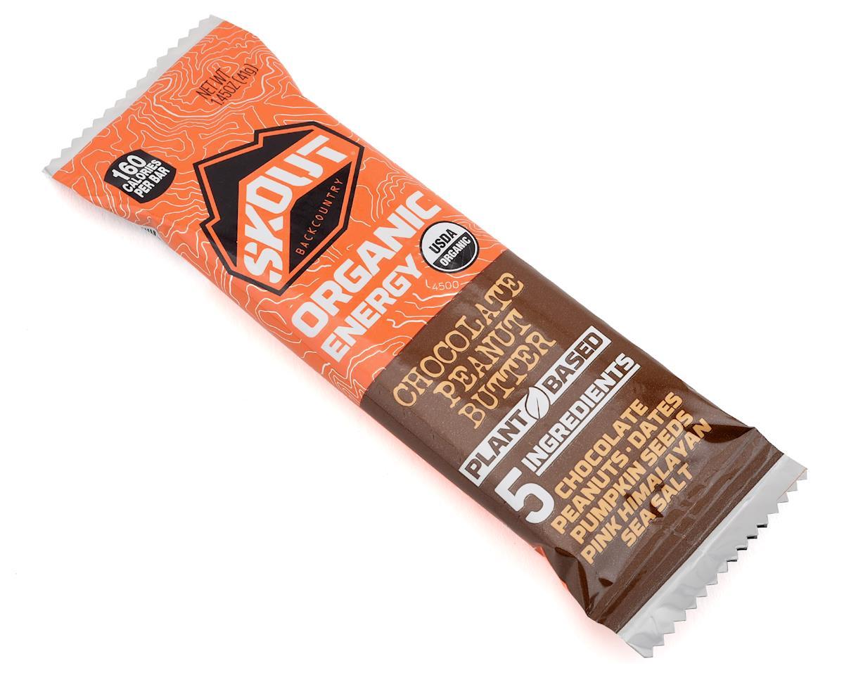 Skout Organic Energy Bar (Chocolate Peanut Butter) (12)