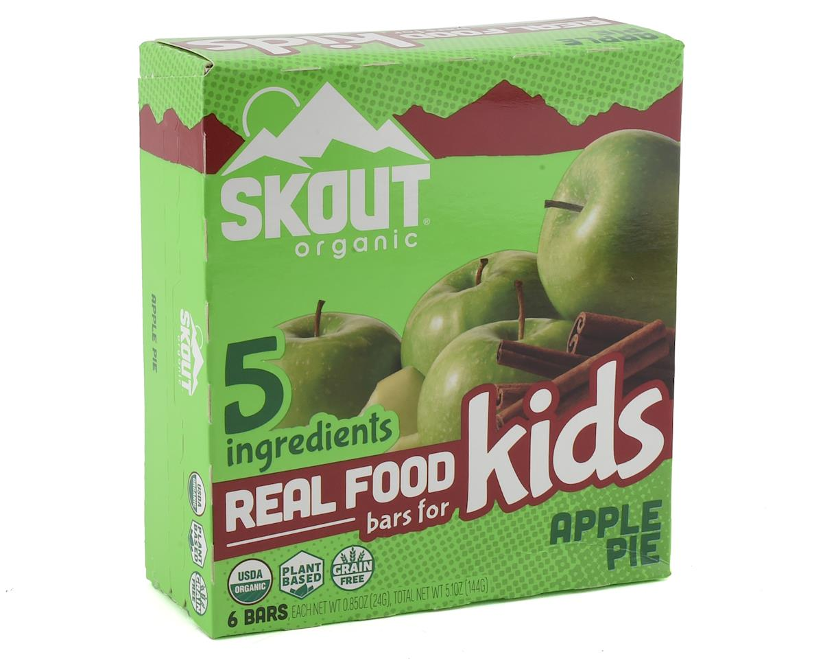Skout Organic Real Food Bars for Kids  (6 Count) (Apple Pie)