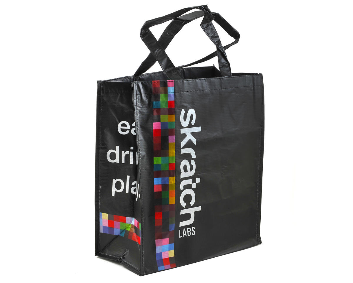 Skratch Labs Reuseable Nylon Grocery Bag