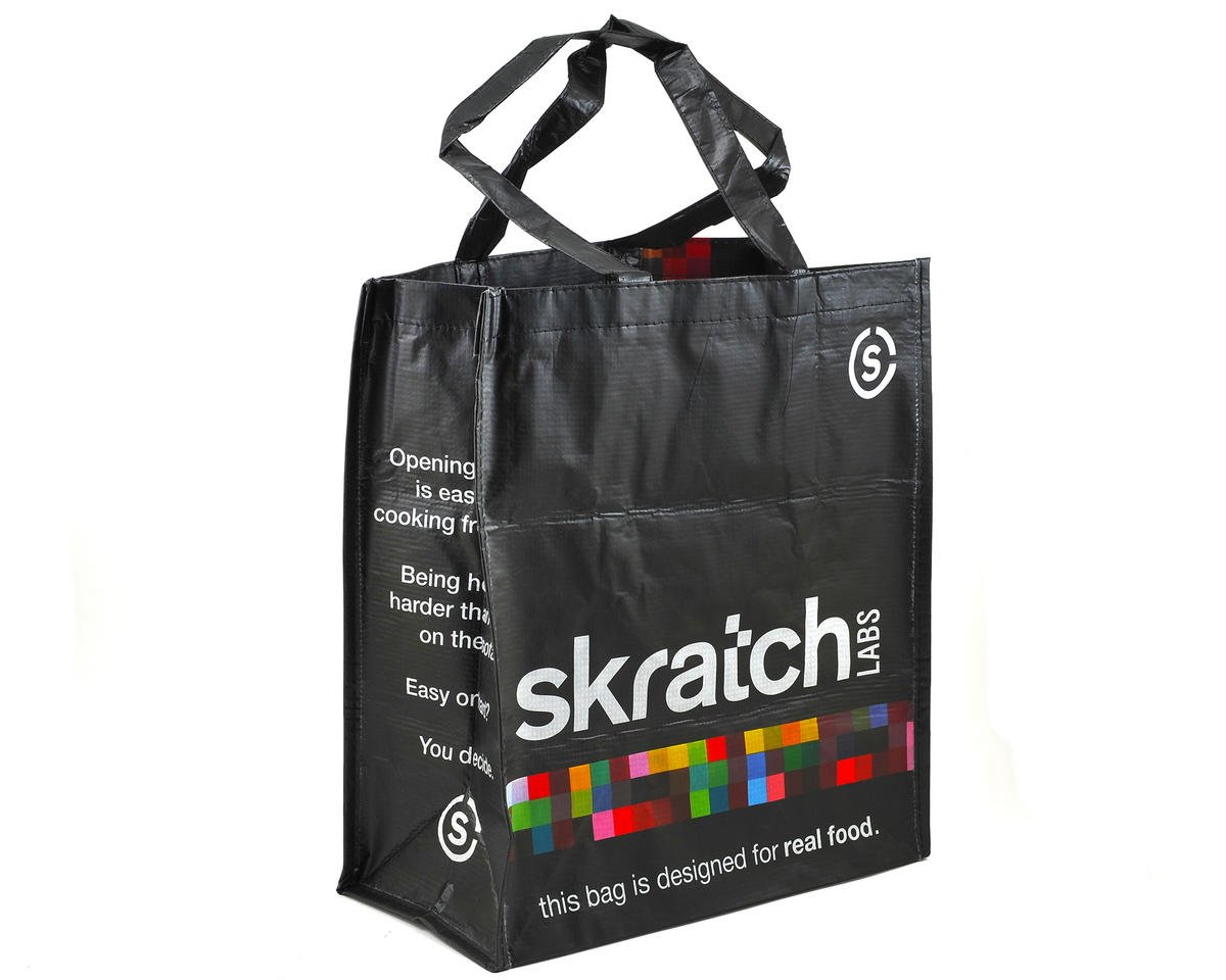 Reuseable Nylon Grocery Bag