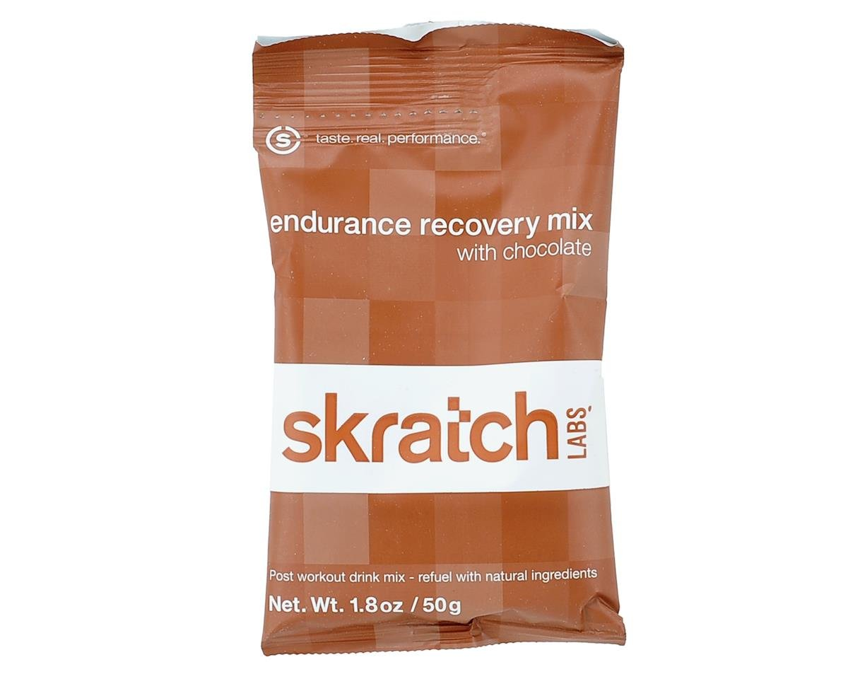 Skratch Labs Endurance Recovery Drink Mix Chocolate (Box of 10)
