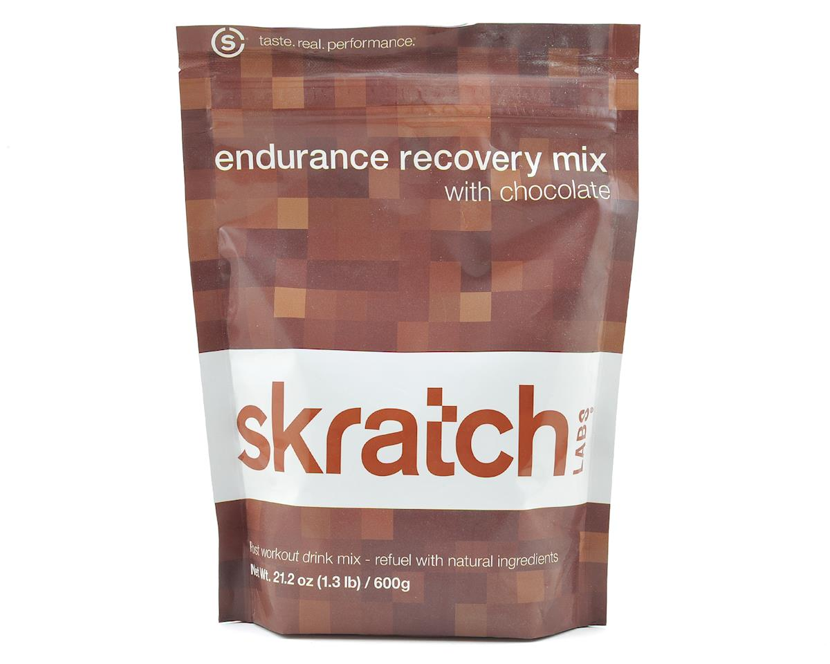 Skratch Labs Endurance Recovery Drink Mix (Chocolate) (21.2oz/bag)