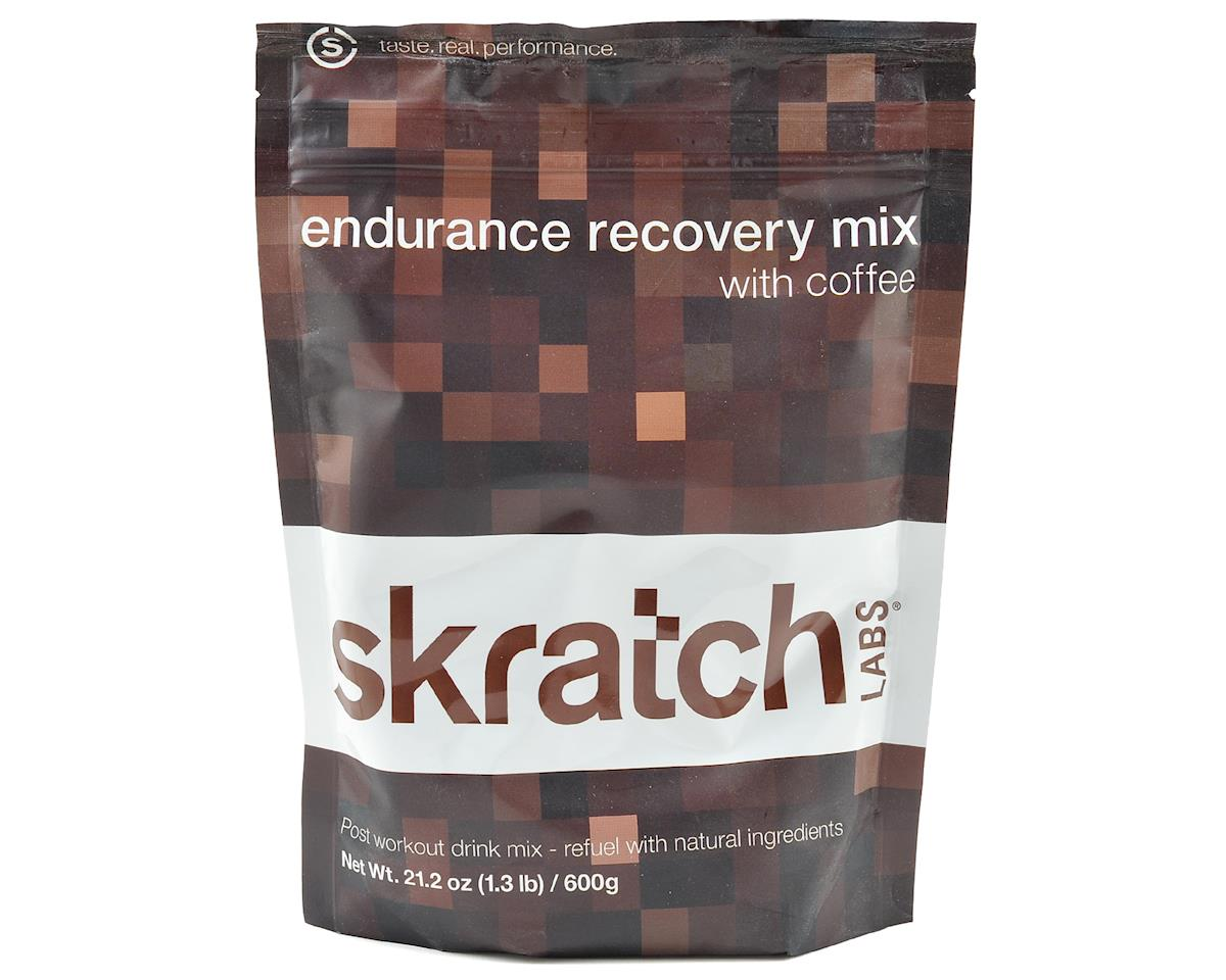 Skratch Labs Endurance Recovery Drink Mix (Coffee) (21.2oz/bag)