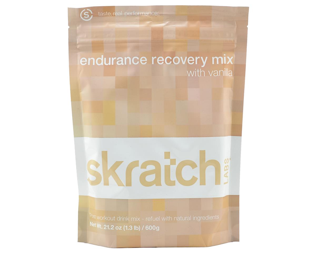 Skratch Labs Endurance Recovery Drink Mix (Vanilla) (21.2oz/bag)
