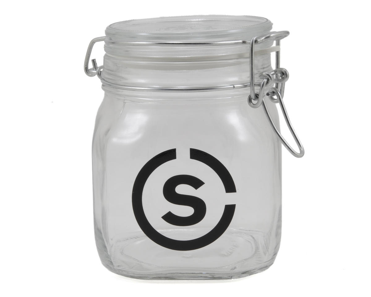 Skratch Labs Swing Bale Mason Jar