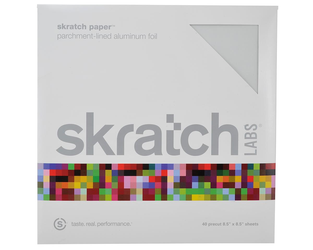 Skratch Labs SKRATCH Paper (Black) (40 Sheets)
