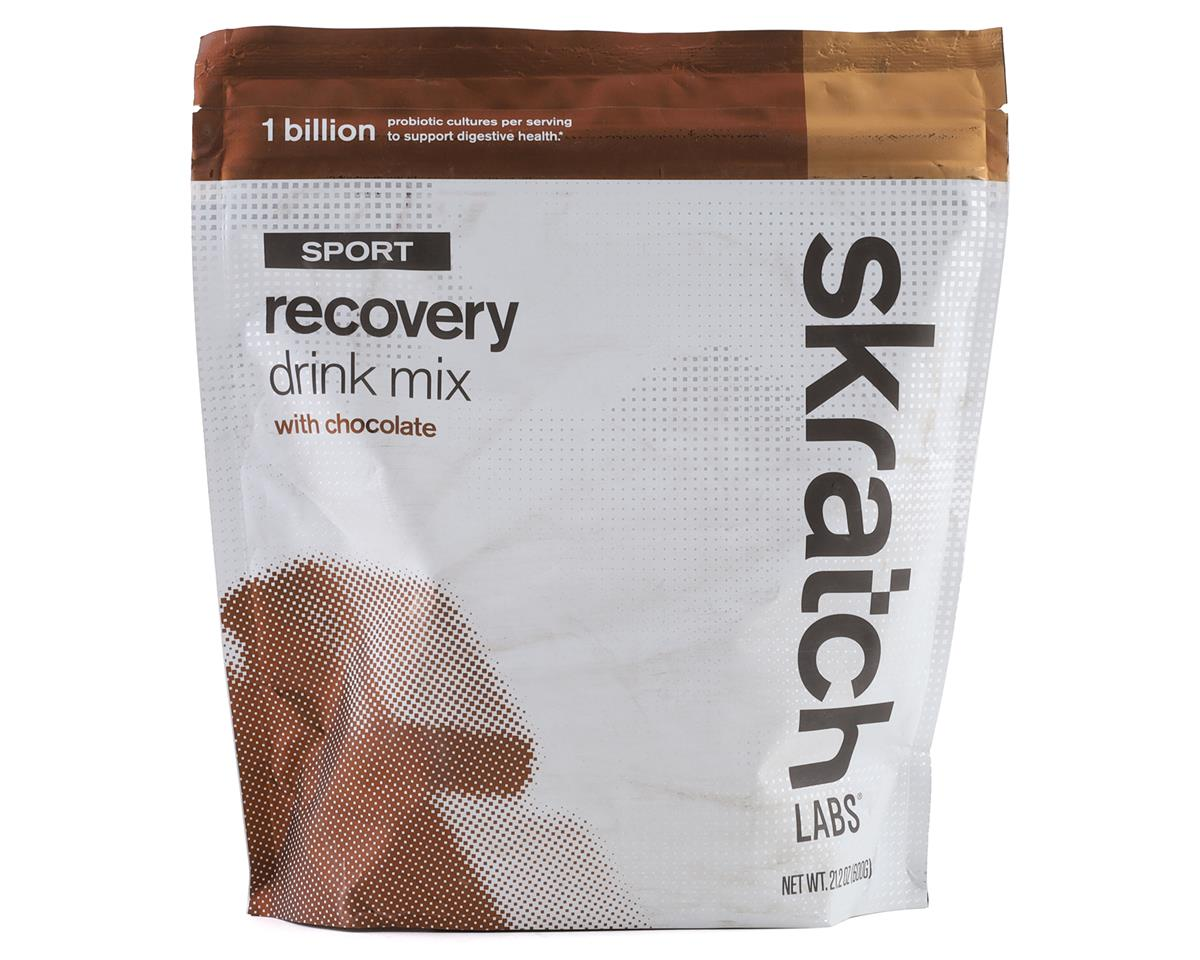 Skratch Labs Sport Recovery Drink Mix (Chocolate) (21.2oz)