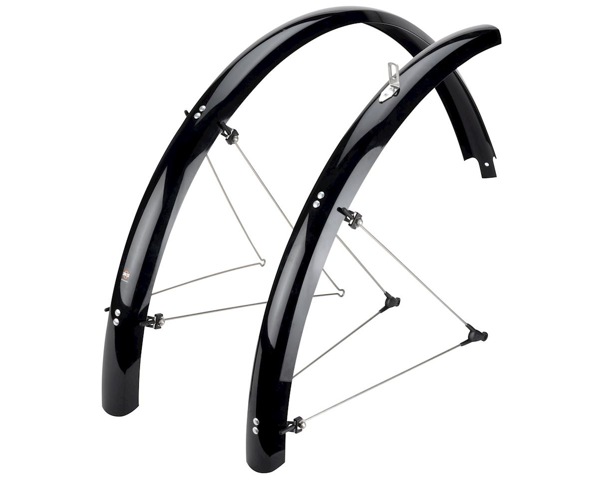 SKS B53 Commuter II Fender Set: Black 700 x 38-47