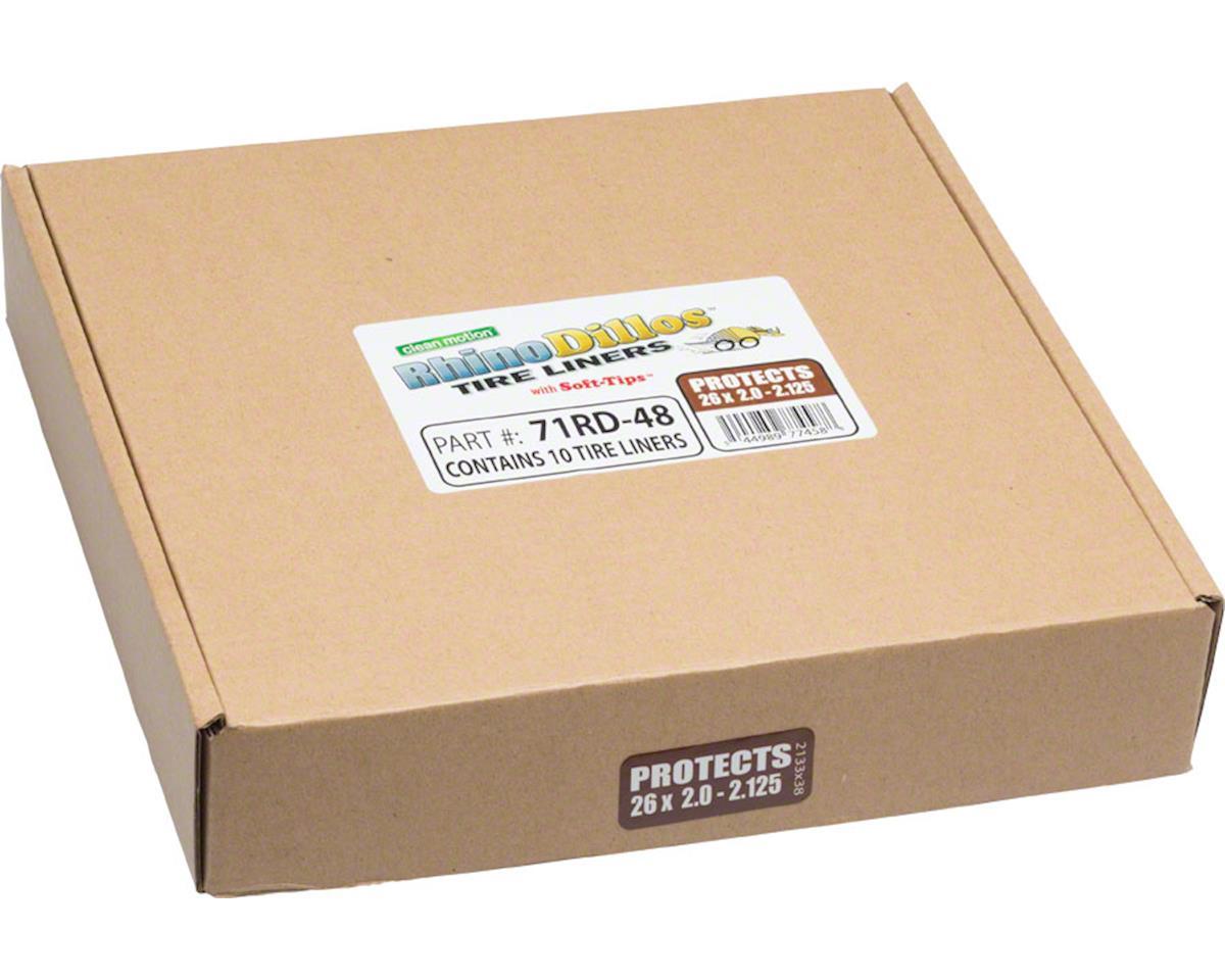 Skye Supply Rhinodillos Tire Liner: 26 x 2.0-2.12, Packaged in Bulk Box of 10