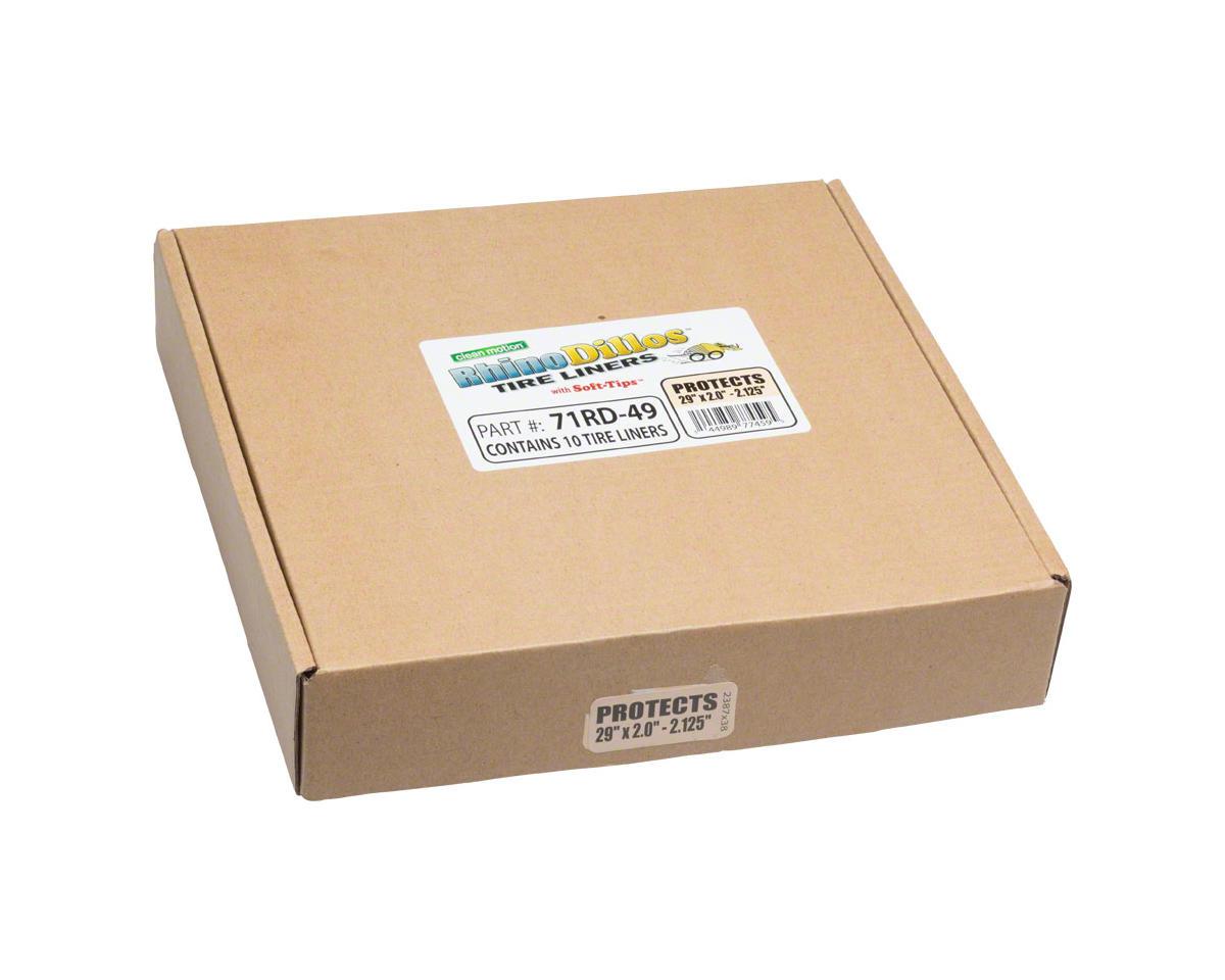 Rhinodillos Tire Liner: 29 x 2.0-2.125, Packaged in Bulk Box of 10