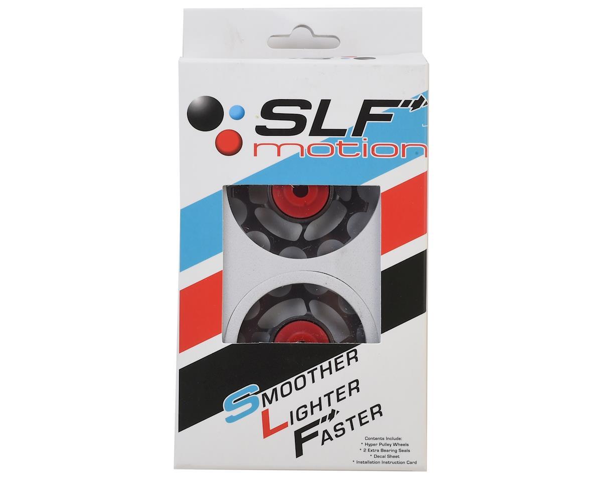 SLF Motion Hyper Pulley Wheels Model 910 (Gunmetal Gray) (11T)