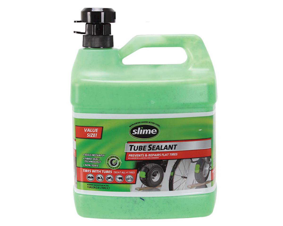Slime Tire Sealer Slime 1 Gallon w/ Pump