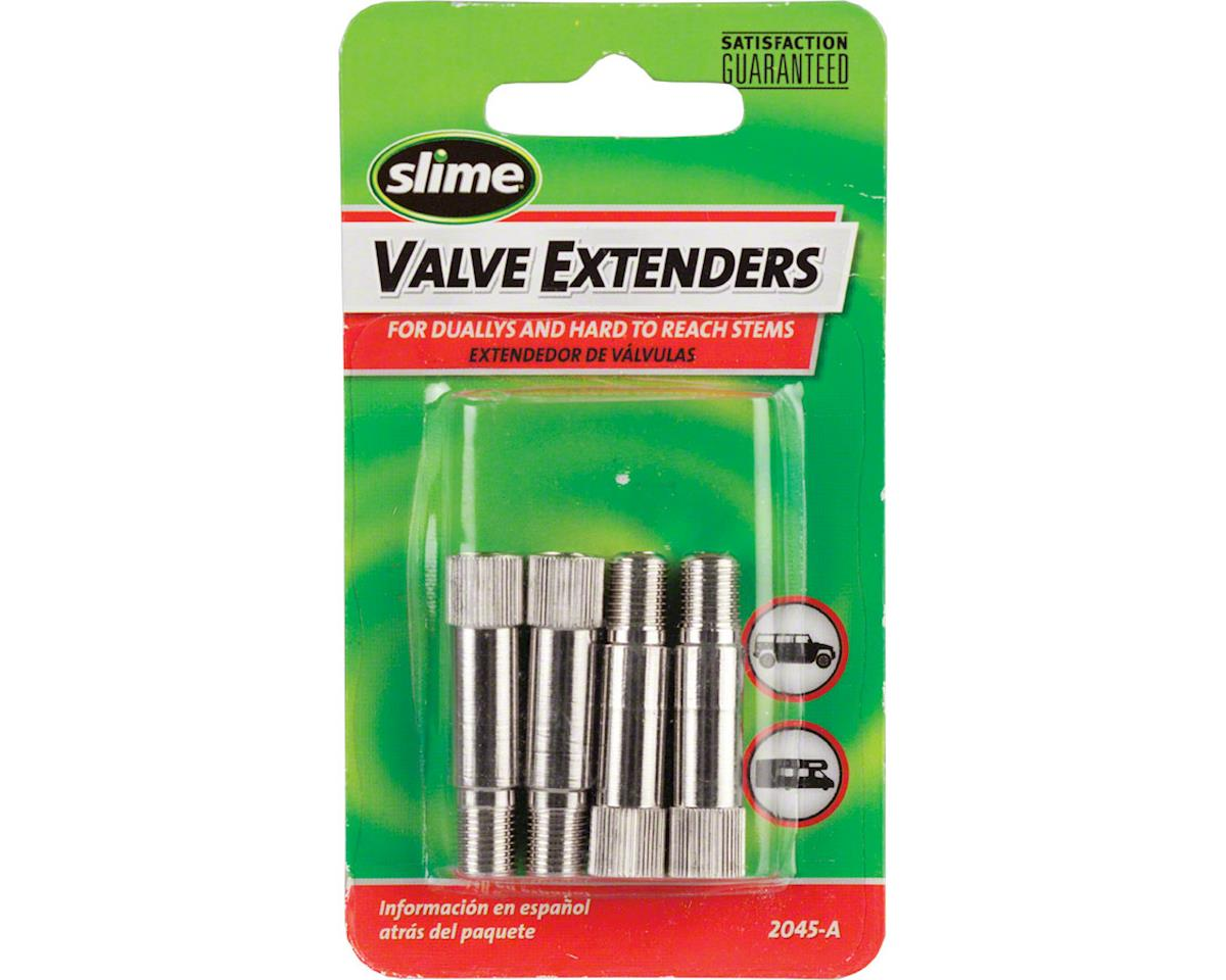 "Slime 1-1/4"" Schrader Valve Extenders (4-Pack)"