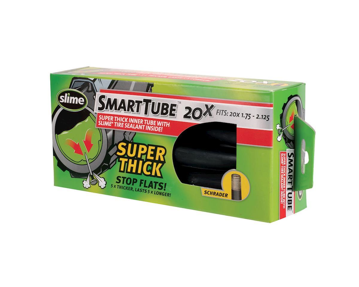 """Slime Thick Smart Tube (20"""" x 1.75-2.125"""") (Schrader Valve)"""