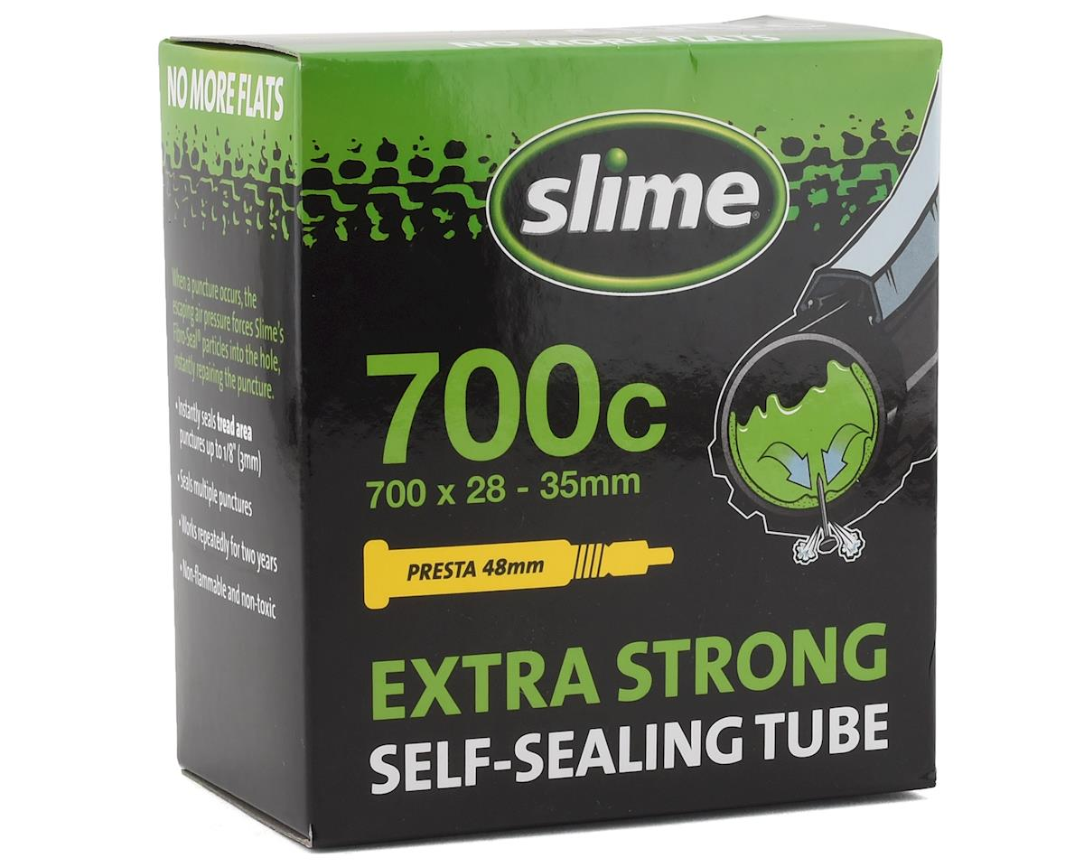Slime Self-Sealing Tube (700c x 28-35mm) (48mm Presta Valve)