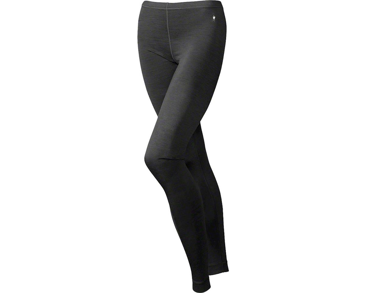 Women's Microweight Long Underpant Base Layer: Black XL