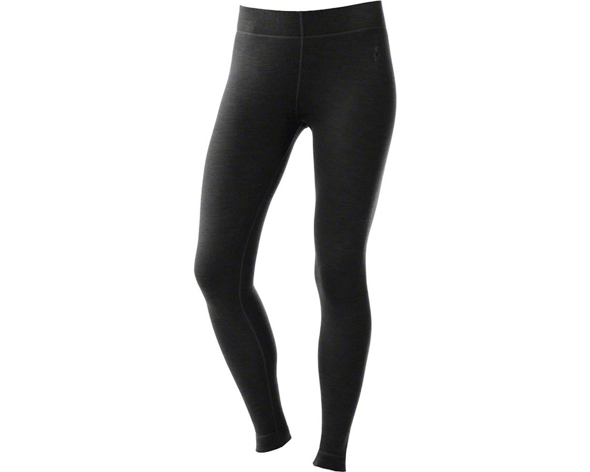 Smartwool Midweight Women's Base Layer Bottom: Black XL