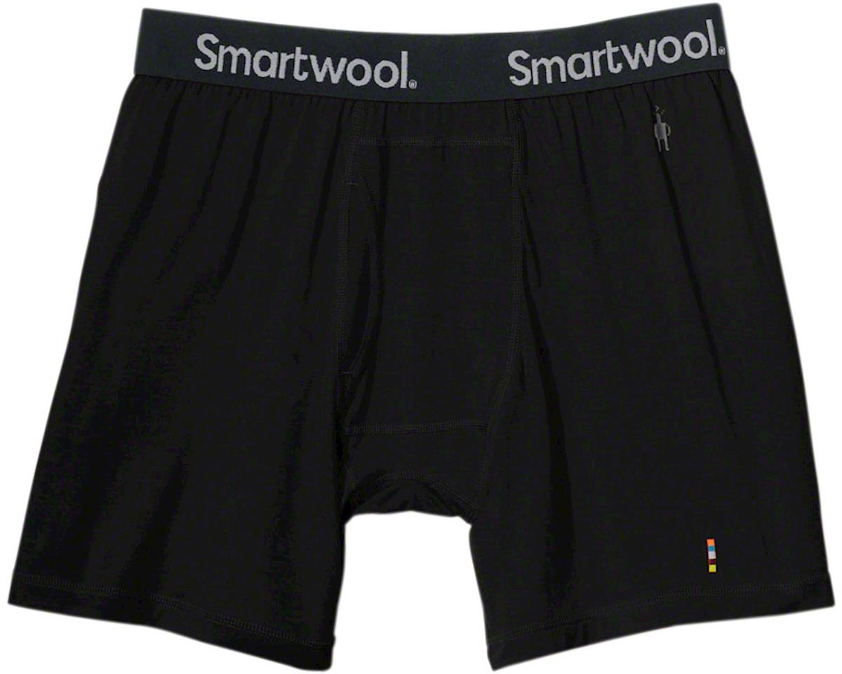 Smartwool Merino 150 Men's Boxer Brief: Tandoori Orange XL