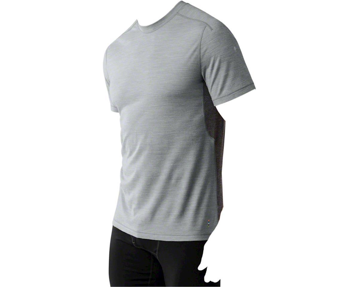 PhD Ultra Light Men's Short Sleeve T-Shirt: Light Gray SM