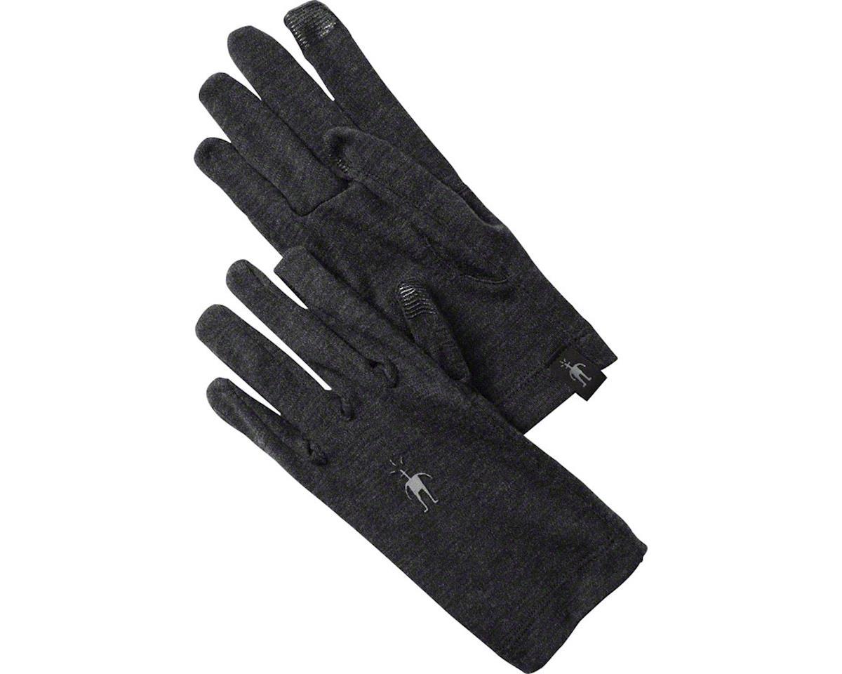 Smartwool Midweight Glove: Charcoal XL (XL)