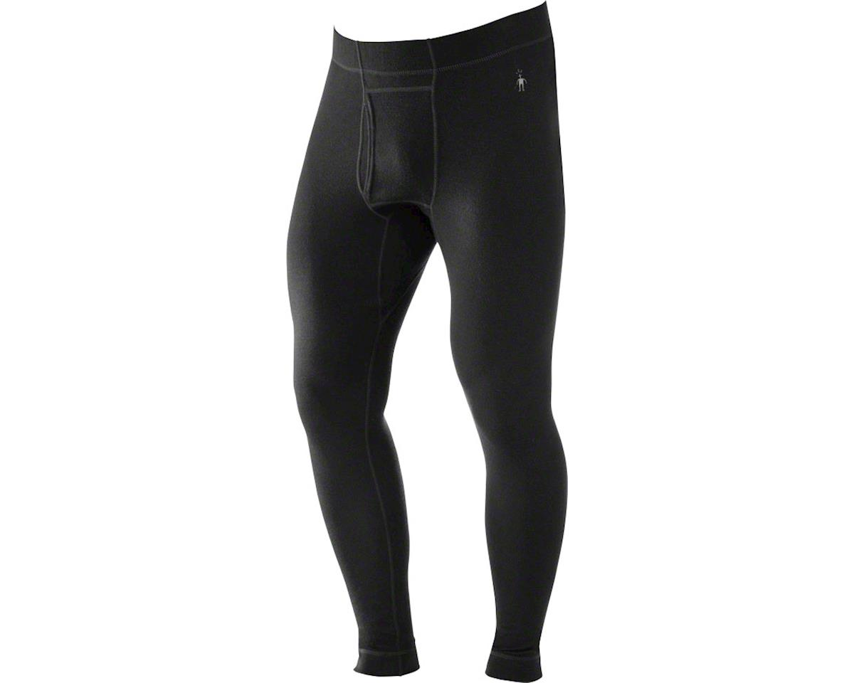 Smartwool Midweight Men's Base Layer Bottom: Black XL (S)