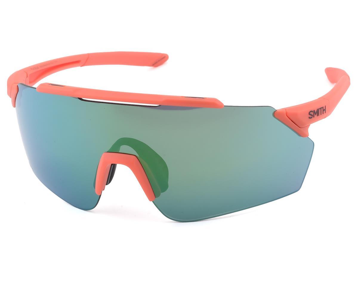 Smith Ruckus Sunglasses (Matte Red Rock) (Chromapop Green Mirror)