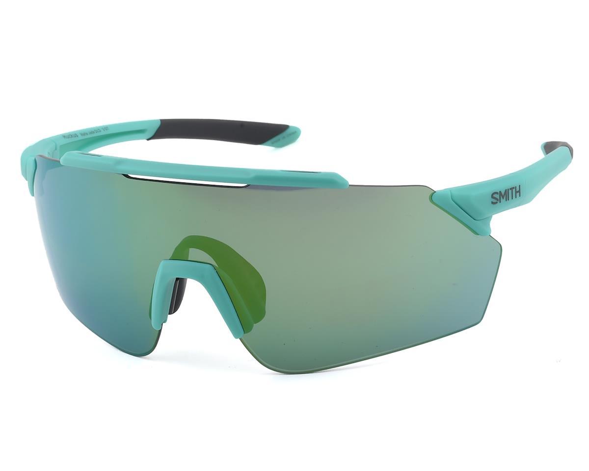 Smith Ruckus Sunglasses (Matte Jade) (ChromaPop Green Mirror)