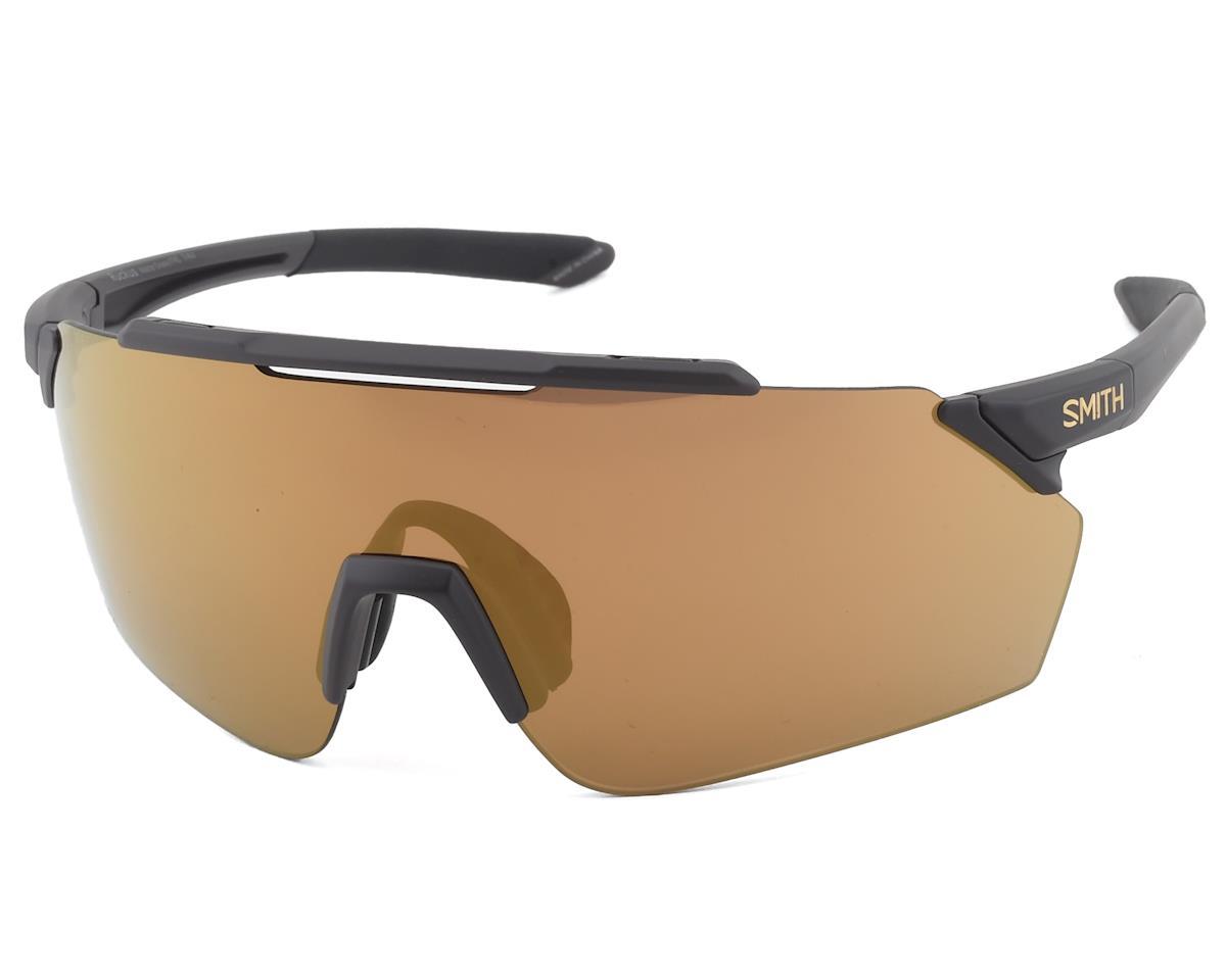Smith Ruckus Sunglasses (Matte Gravy) (Chromapop Bronze Mirror)