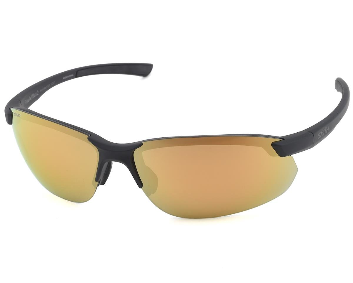 Smith Parallel Max 2 Sunglasses (Matte Black)