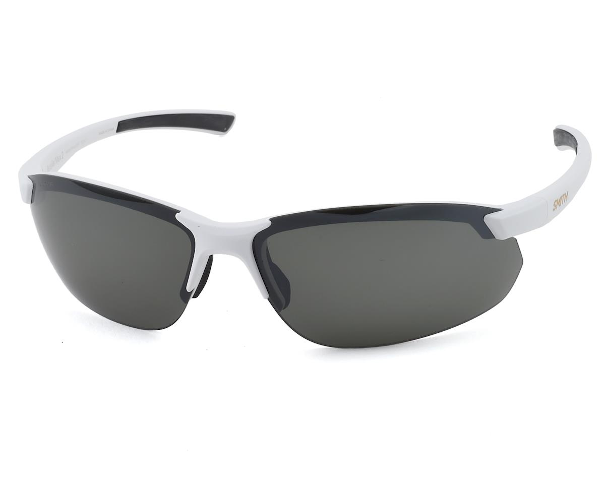 Smith Parallel Max 2 Sunglasses (Matte White) | relatedproducts