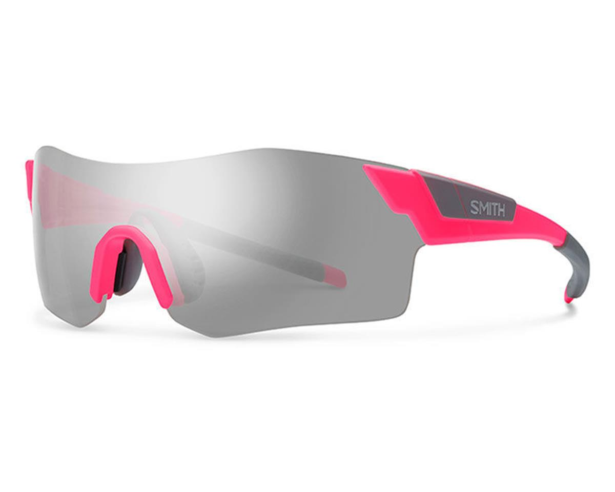 Smith Pivlock Arena Sunglasses (Shocking Pink) (Super Platinum)