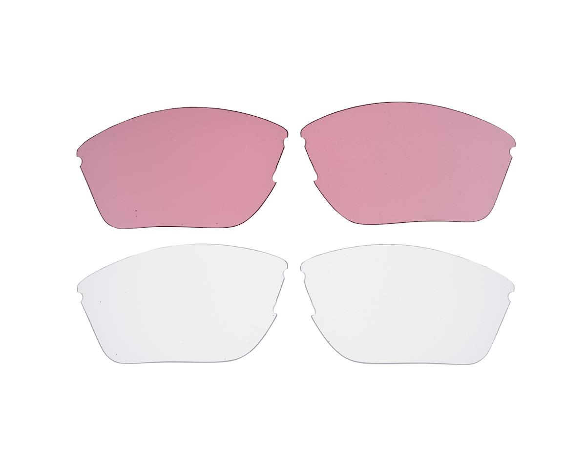 Image 4 for Smith Approach Max Multi-Lens Sunglasses (White Pearl Bronze)