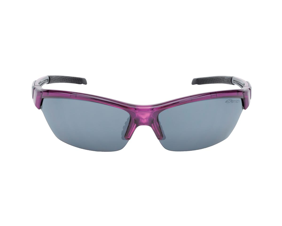 Image 2 for Smith Approach Sunglasses (Violet/ Platinum)