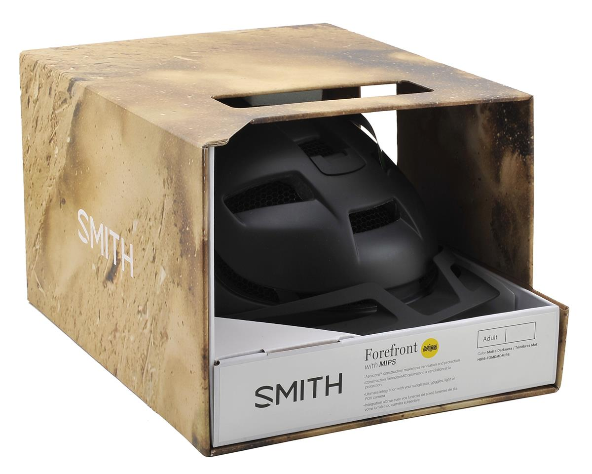 Smith Forefront MIPS Mountain Helmet (Matte Darkness) (S)
