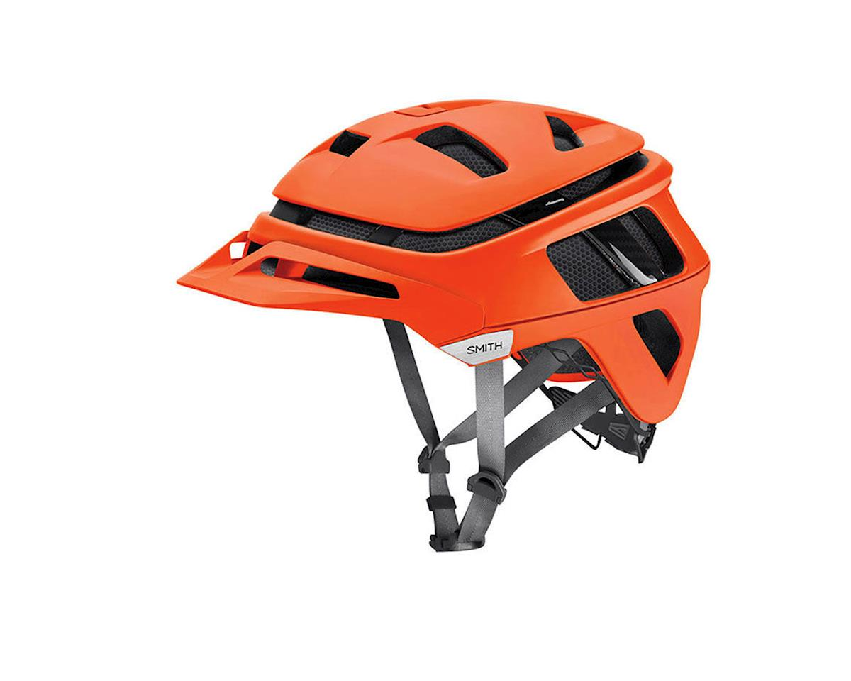 Smith Forefront All-Mountain Helmet - CLOSEOUT (Matte Black)