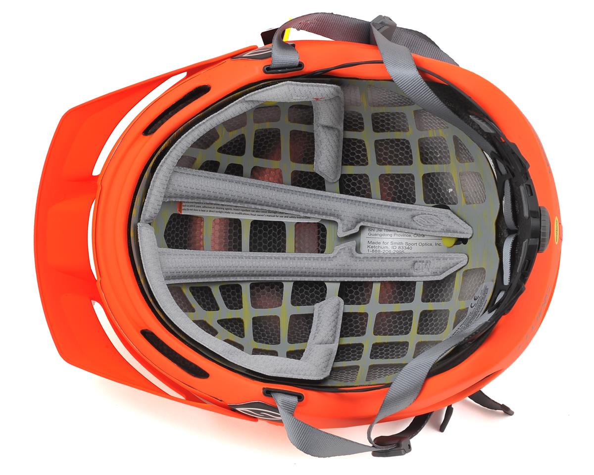 Smith Forefront MIPS Mountain Helmet (Matte Neon Orange)