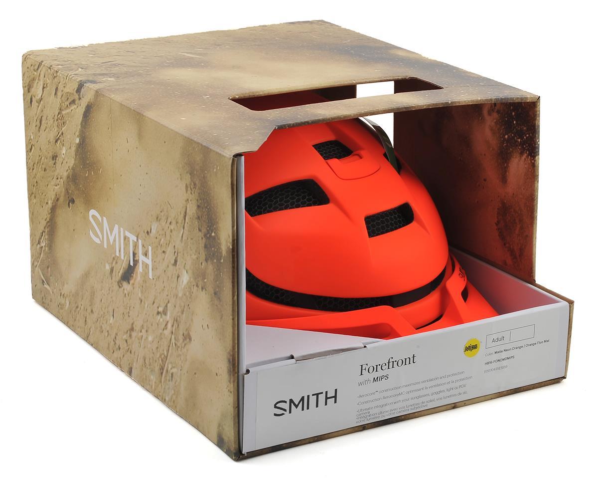 Smith Forefront MIPS Mountain Helmet (Matte Neon Orange) (M)