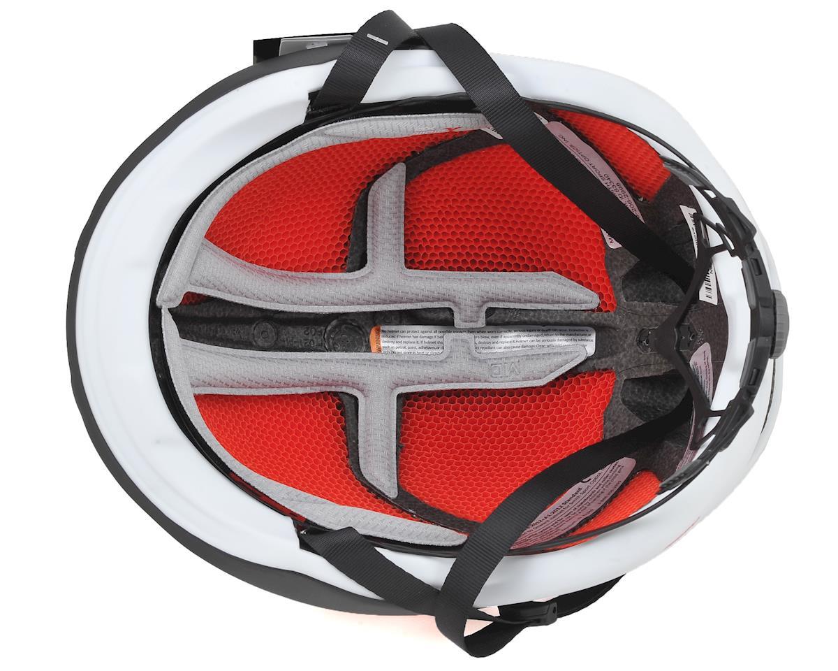 Smith Overtake Road Helmet (Matte White/Black/Red) (L)