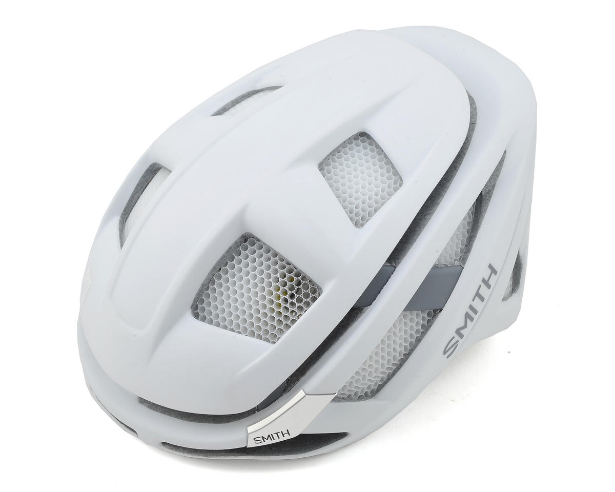 Smith Overtake MIPS Road Helmet (Matte Frost White) (L)