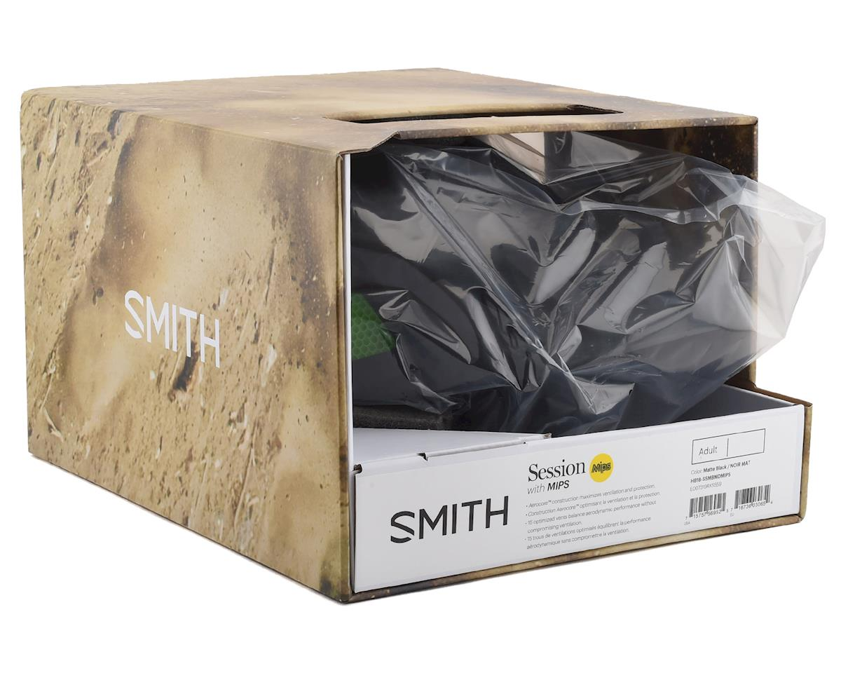 Smith Session Mips (Matte Black) (M)